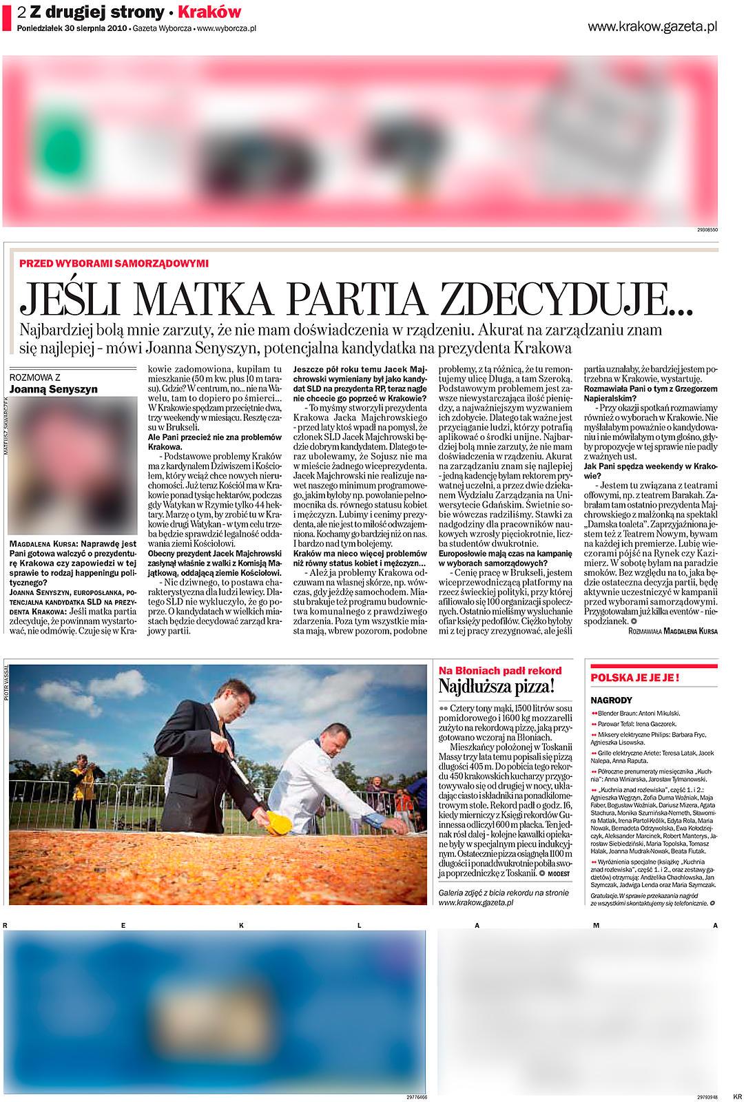 Pierre Vassal | DLO_KR_30_08:Krakow qxd PS-FILE: job-10 31 29 125