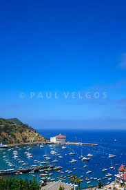 Avalon Harbor Catalina Island Photo