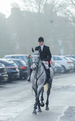William Grant  - The Cottesmore Hunt's Boxing Day meet 2013.