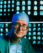 Mr Henry Marsh, neurosurgeon