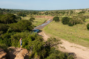 Nyamsika Cliffs viewpoint, Murchison Falls National Park, Uganda