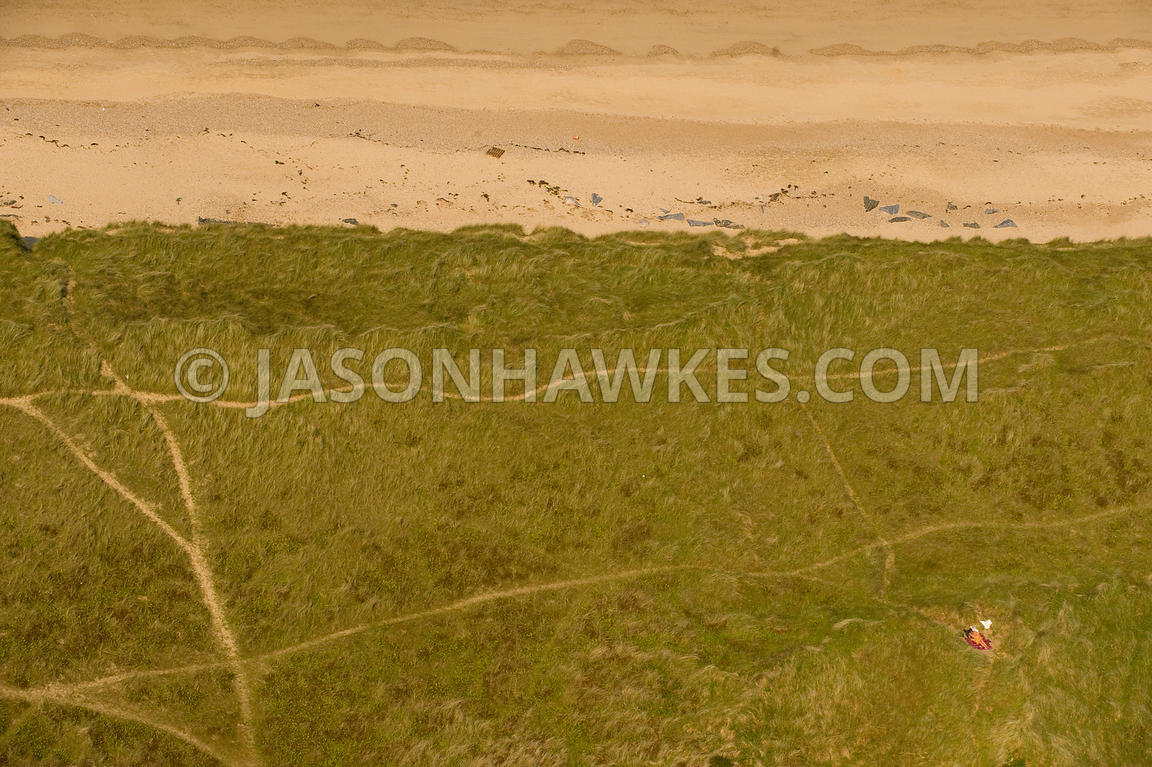 Sand Dunes, Sea Palling, Norfolk