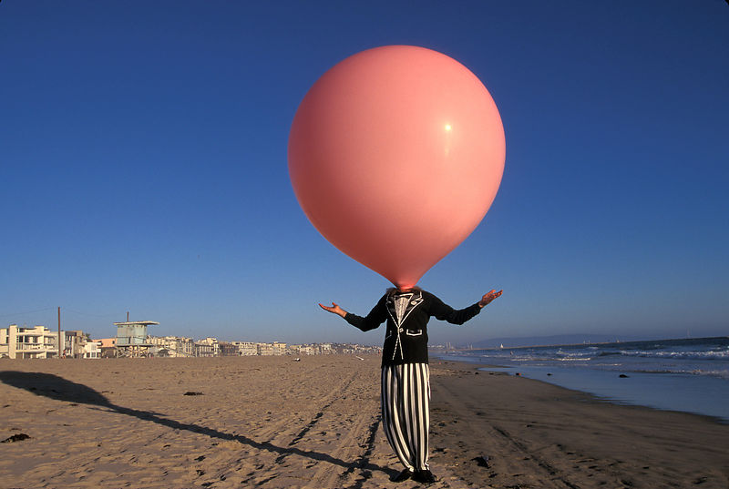 BALLOON MAN IN LA