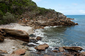 Rugged coastline, Tsitsikamma, Garden Route National Park, South Africa