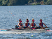 Taken during the NZSSRC - Maadi Cup 2017, Lake Karapiro, Cambridge, New Zealand; ©  Rob Bristow; Frame 2632 - Taken on: Saturday - 01/04/2017-  at 15:29.46