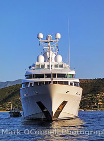 Superyacht Dancing Hare
