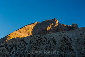 Jeff Davis Peak in Great Basin National Park