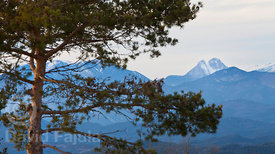 Pedraforca in Winter (view from Els Munts)