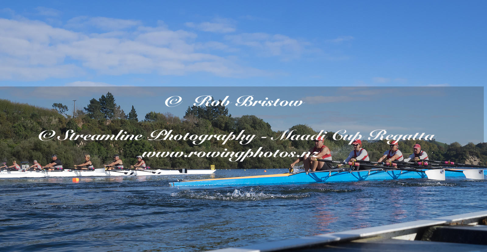 Taken during the World Masters Games - Rowing, Lake Karapiro, Cambridge, New Zealand; ©  Rob Bristow; Frame 1339 - Taken on: ...