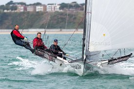 18ft Skiff European Grand Prix, Sandbanks, 20160904125