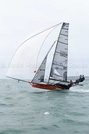18ft Skiff European Grand Prix, Sandbanks, 20160904468