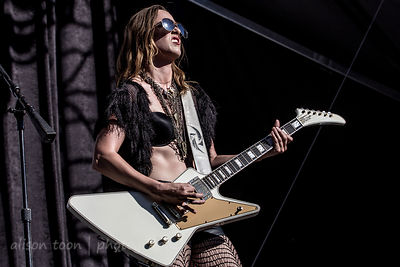 Halestorm, Aftershock 2013