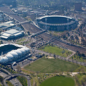 Melbourne Cricket Ground, Olympic Park Stadium, Melbourne Park