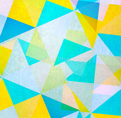 abstract graphic design - colored textured paper background