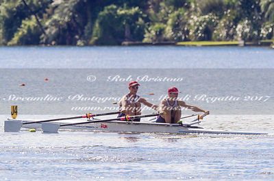 Taken during the NZSSRC - Maadi Cup 2017, Lake Karapiro, Cambridge, New Zealand; ©  Rob Bristow; Frame 1357 - Taken on: Frida...