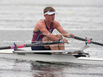 Taken during the NZSSRC - Maadi Cup 2017, Lake Karapiro, Cambridge, New Zealand; ©  Rob Bristow; Frame 482 - Taken on: Thursday - 30/03/2017-  at 17:07.09