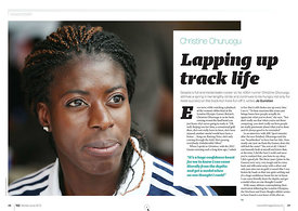 Women In Sport Magazine Sample Issue 2013.3941863 - Steven Paston