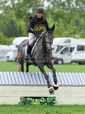 Ali Wilkes and TAGAL - Rockingham International Horse Trials 2017