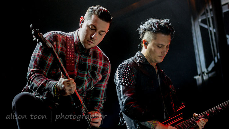 Avenged Sevenfold, Aftershock 2013