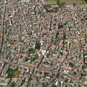 Caivano aerial photos