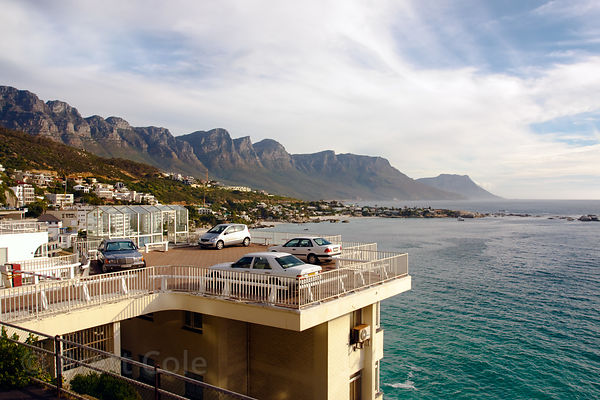 Lavish vacation property near Seapoint, Cape Town, South Africa