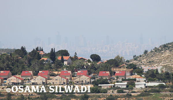Israel illegal Settlement in West Bank