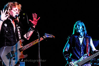 Y&T at the Ace of Spades, August 2014