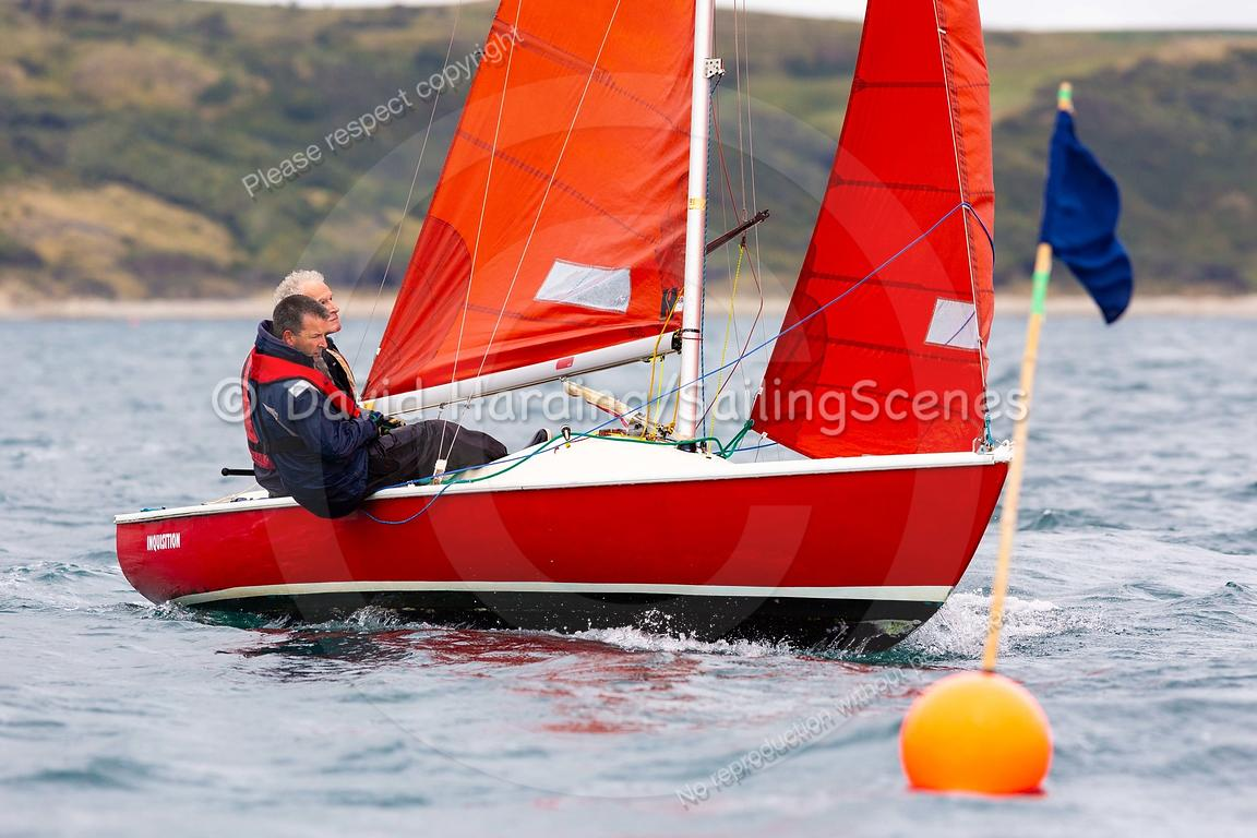 Inquisition, 608, Squib, Weymouth Regatta 2018, 20180908575.