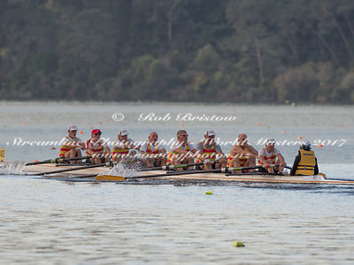 Taken during the World Masters Games - Rowing, Lake Karapiro, Cambridge, New Zealand; Wednesday April 26, 2017:   8470 -- 201...