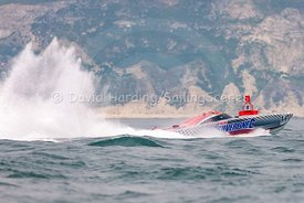 Silverline, A-47, Fortitudo Poole Bay 100 Offshore Powerboat Race, June 2018, 20180610049