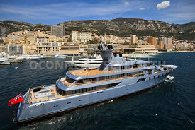 Superyacht Pacific