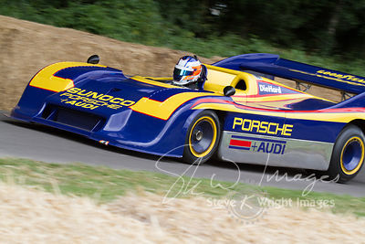 Porsche 917/30 (5.4-litre turbocharged flat-12, 1973), Mark Donohue's 1973 Can-Am Championship Winner - Goodwood Festival of ...