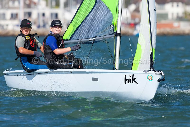 RS Feva 4307, adidas Poole Week 2016, 20160822664