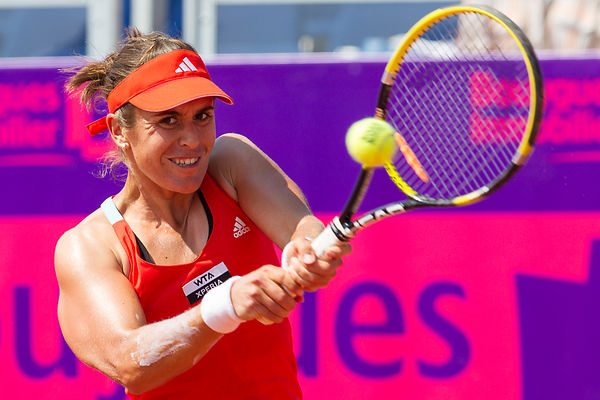 STRASBOURG: WTA Tennis 1/4 final match Cornet  vs Medina Garrigues