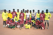 Bimbina football teams