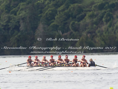 Taken during the NZSSRC - Maadi Cup 2017, Lake Karapiro, Cambridge, New Zealand; ©  Rob Bristow; Frame 3163 - Taken on: Saturday - 01/04/2017-  at 17:41.32