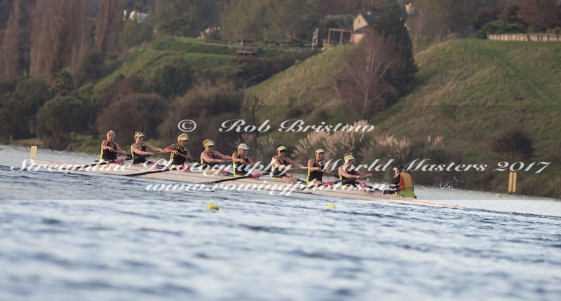Taken during the World Masters Games - Rowing, Lake Karapiro, Cambridge, New Zealand; Wednesday April 26, 2017:   8560 -- 201...