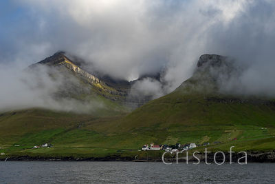 Faroes- Kalsoy - Mikladalur