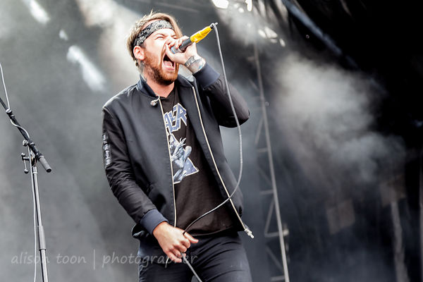 Beartooth at Louder Than Life 2017