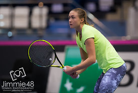 Fed Cup Final 2017, Minsk, Belarus - 9 Nov