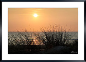 Le Touquet Beach Sunset