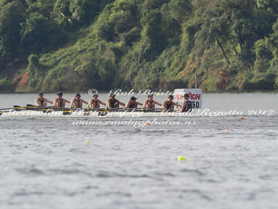 Taken during the NZSSRC - Maadi Cup 2017, Lake Karapiro, Cambridge, New Zealand; ©  Rob Bristow; Frame 3050 - Taken on: Saturday - 01/04/2017-  at 17:26.21