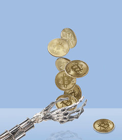 ACutting_robot_bitcoin_1789