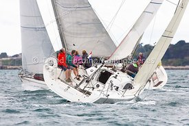 58 Degrees North, FRA37443, Archambault A31, Weymouth Regatta 2018, 20180908617.