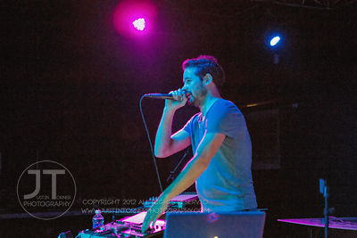 Hoopla - Little People, Blue Moose Tap House, February 25, 2015