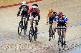 Junior Men Keirin Repechage. Canadian Track Championships (U17/Junior), April 3, 2016