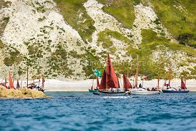 Drascombes in Lulworth Cove, 201707070343