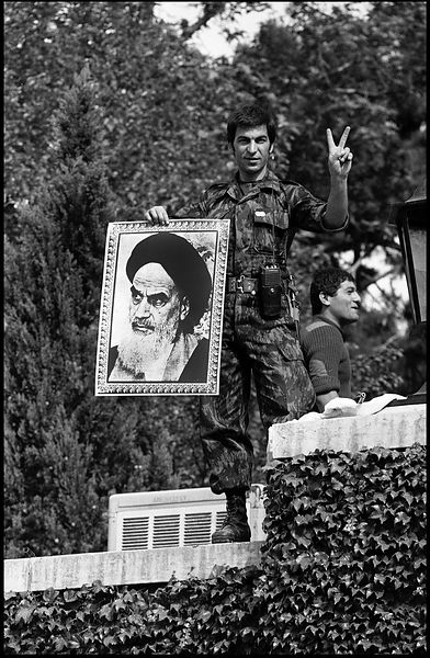 1979 TAKEOVER OF THE U.S. EMBASSY IN TEHRAN.