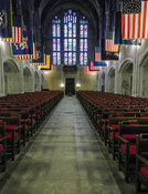 Cadets Chapel West Point