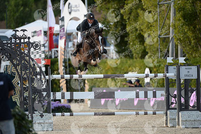 Jeroen DUBBELDAM ,(NED), CLASSIC MAN V during Longines Cup of the City of Barcelona competition at CSIO5* Barcelona at Real C...
